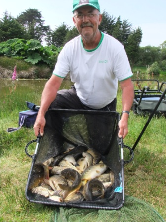 Roger Baker Match Winner 15.06.14 Carp Net