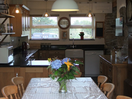 Farmhouse Kitchen Diner